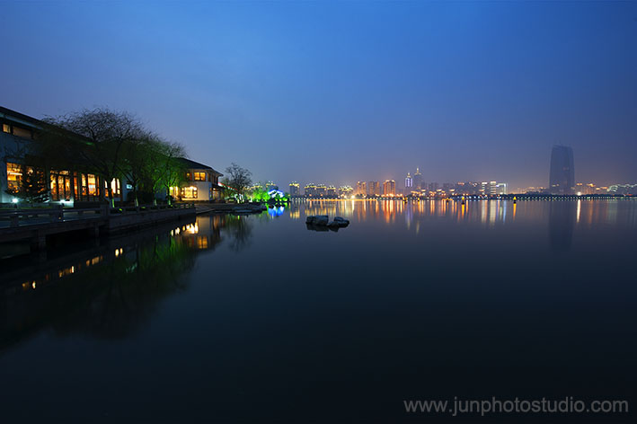 Editorial Photography Jinji Lake Suzhou Jun Photo Studio